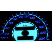 Plazma számlap OPEL ASTRA 1991-98 220km/h